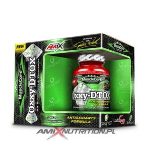 Oxxy-Dtox 100 caps amix