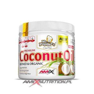 cocount oil amix olej kokosowy