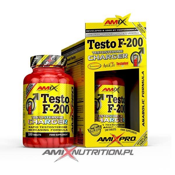 Amix Testo f-200 Testo Fuel