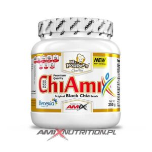 chia amix 250g mr. poppers