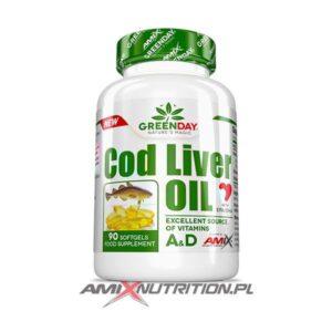 Cod liver oil 90 caps amix