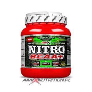 Nitro BCAA + 500g Amix