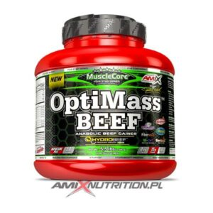 OptiMass Beef amix