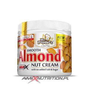 almond nut cream masło migdałowe amix