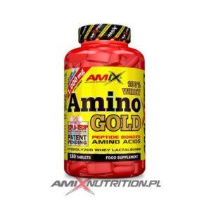 amino Whey glod amix 150 tabs