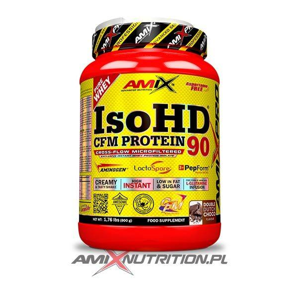 Iso HD 90 amix izolat białka