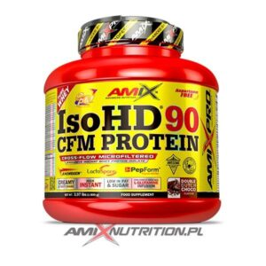 Iso HD CFM PRotein 1800g