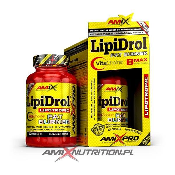 Lipidrol amix 120 caps.