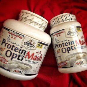 amix protein opti mash