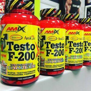 amix test f-200