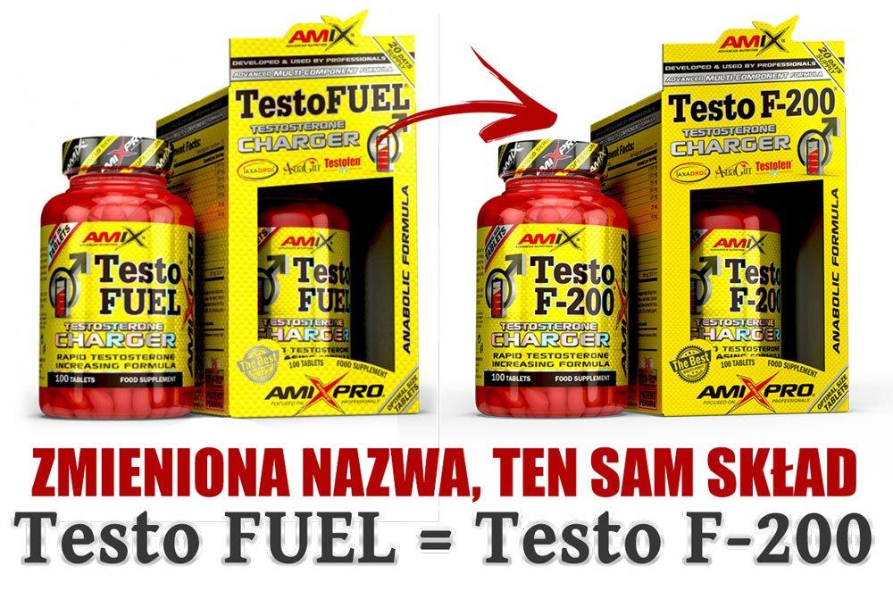 amix testo fuel
