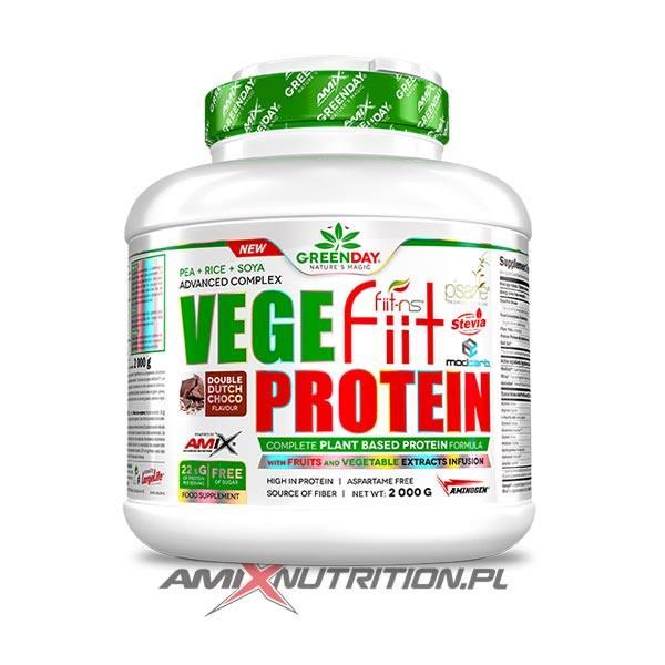 vege fiit amix białko wegańskie