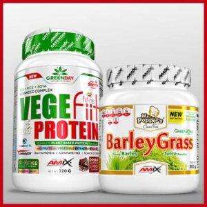 białko wegańskie amix