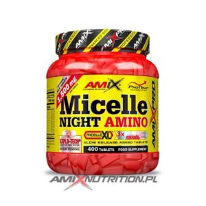 Micelle Night Amino Amix 400tabs