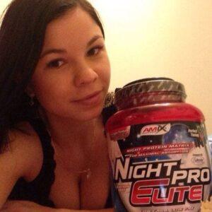 night-pro-elite-amix-białko-na-noc