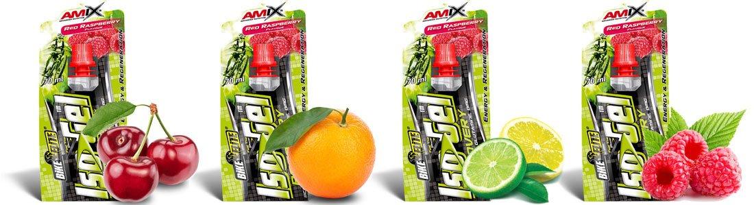 żel energetyczny recovery amix