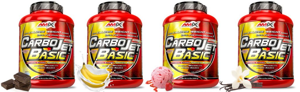 AMIX CARBO JET BASIC 3KG