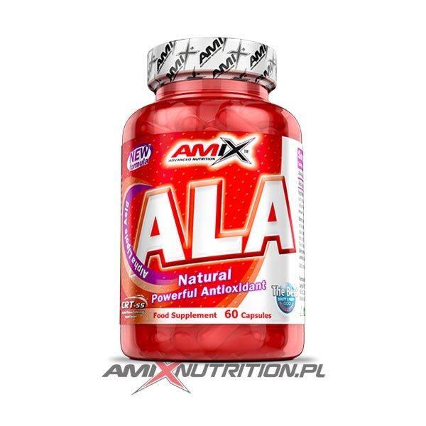 ALA amix nutrition KWAS ALFA LIPONOWY