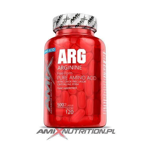 AR Arginine 120 caps AMIX