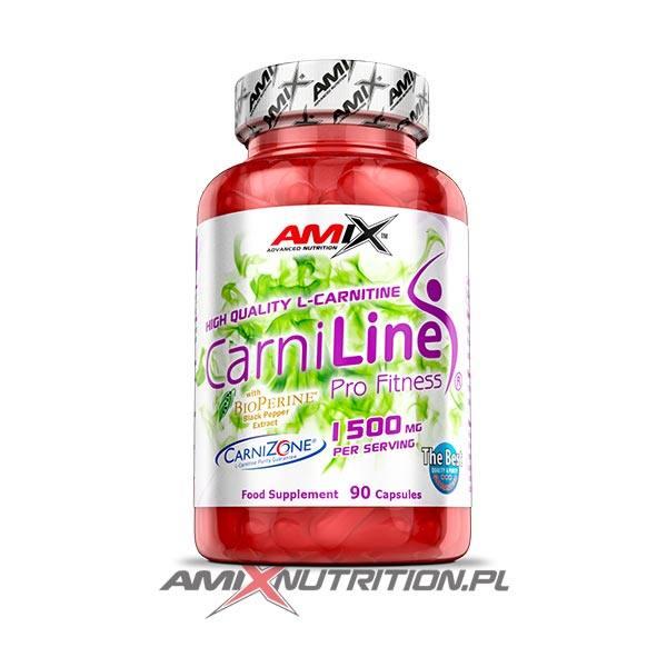 amix carniline caps