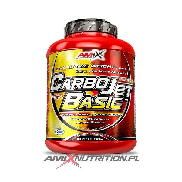 carbo jet basix amix gainer