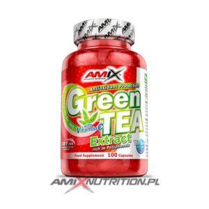 green tea amix