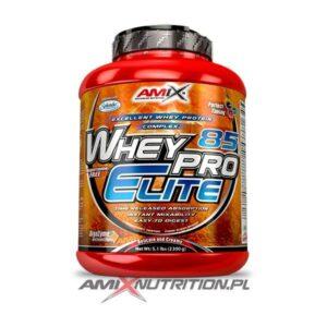 Whey Pro Elite 2300g