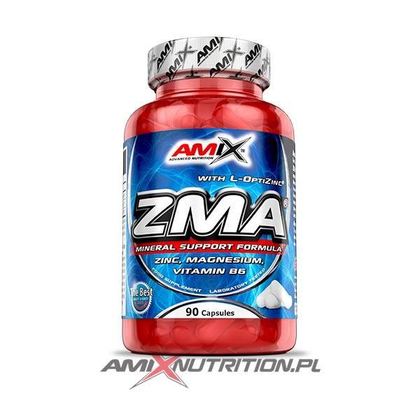 ZMA amix 90 caps