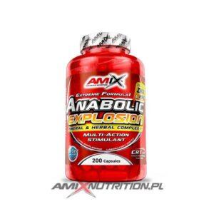 anabolic explosion amix nutrition