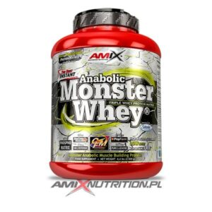 Monster Whey amix