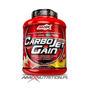 carbo jet gainer 1000g amix