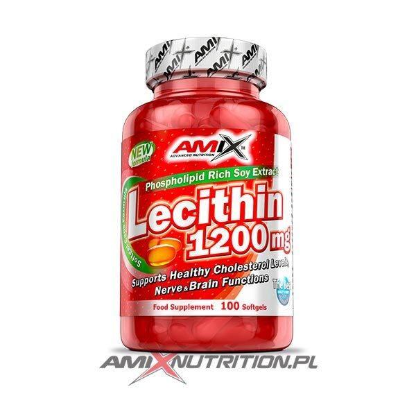 lecithin 1200mg amix