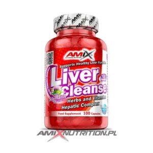 LIver cleans amix