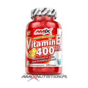 Vitamin E 400 Amix