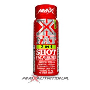 X fat 2 in 1 amix shot