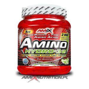 amino hydro32 550 tabs amix