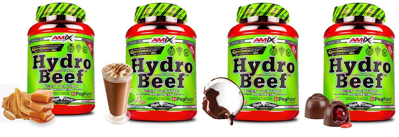 białko wołowe amix smaki