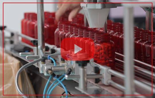 suplementy diety amix - produkcja
