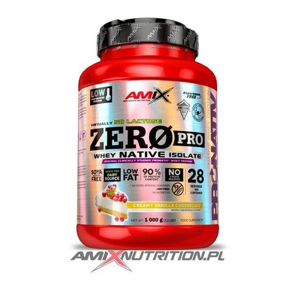 zero pro amix 1000g protein