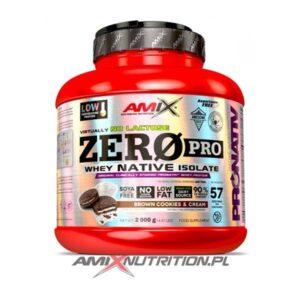 zero pro amix nutrition