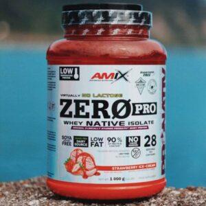 amix zero pro whey native