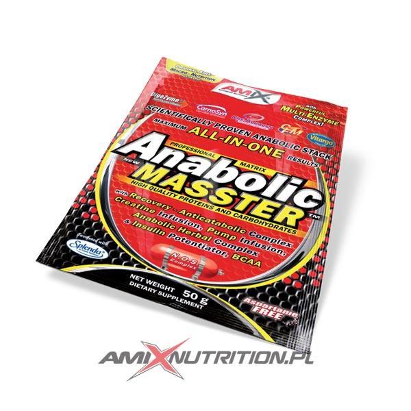 anabolic masster 50g amix