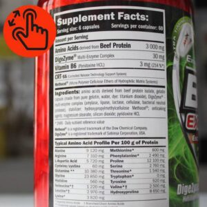 beef-extra-amino-amix-nutrition-facts