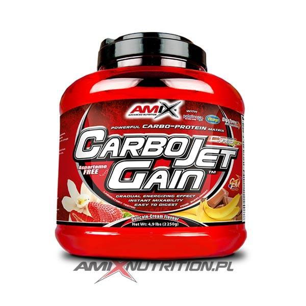carbo jest gain amix 2250g