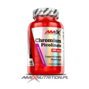 chromium picolinate amix 200mc