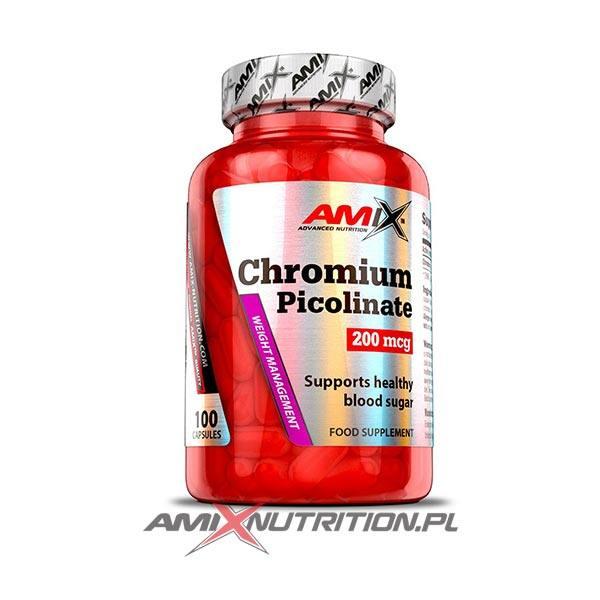 chromium picolinate amix 200mc