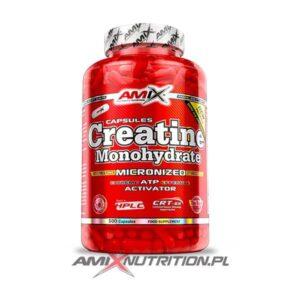 creatine monohydrate amix 220 caps