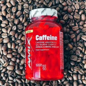 kofeina z tauryną tabletki