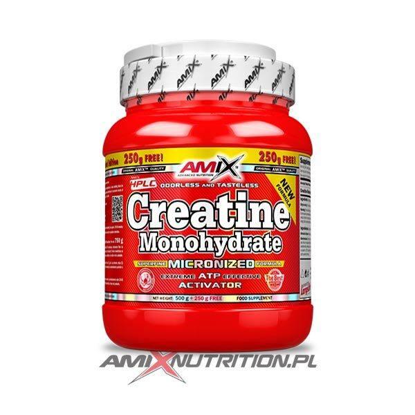 creatine monohydrate 750g amix