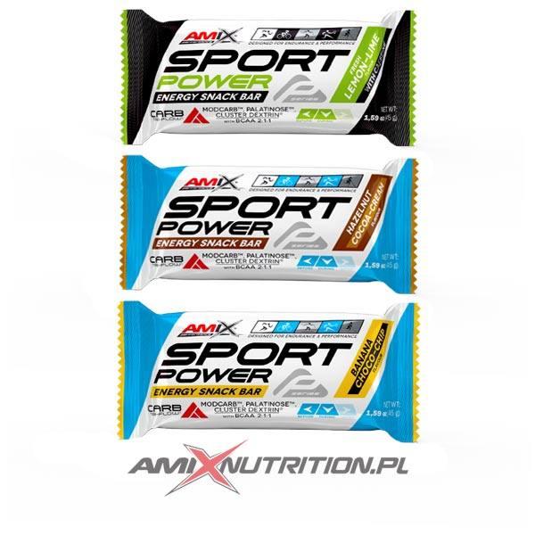 Sport Power Energy Snack Bar